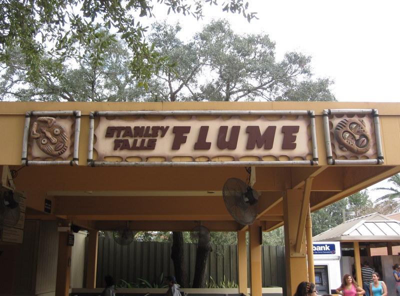 Busch Gardens Tampa Stanley Falls
