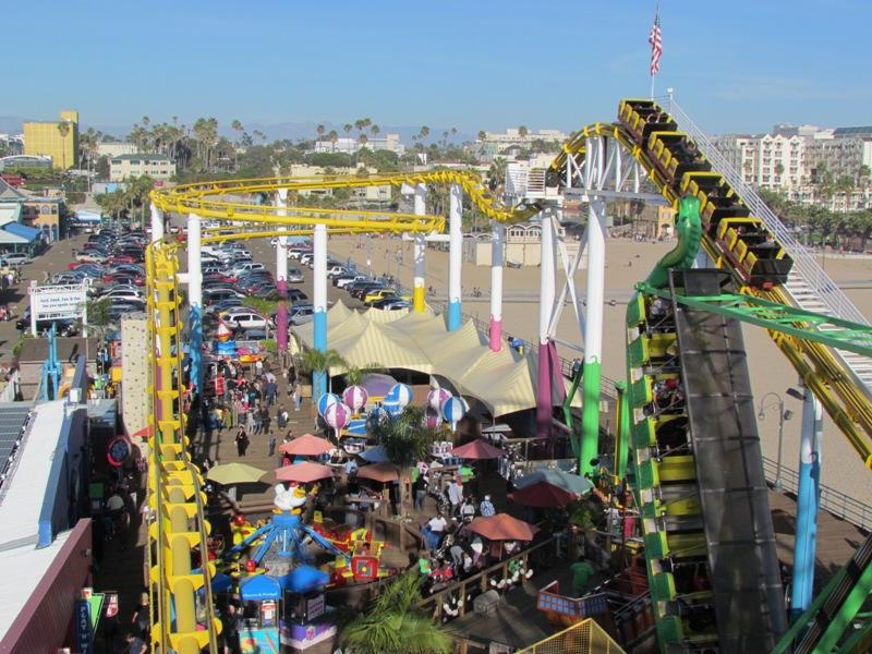 Santa Monica West Coaster