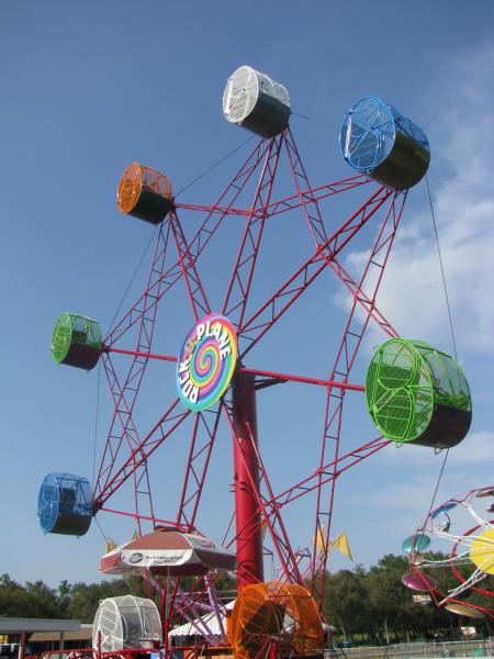 Sandy Lake Amusement Park - Rock-O-Plane