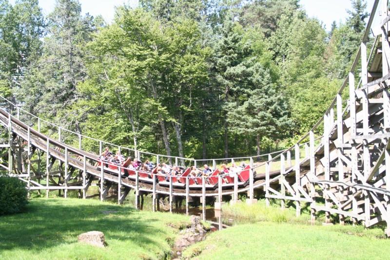 Roller Coaster (Tree Topper)