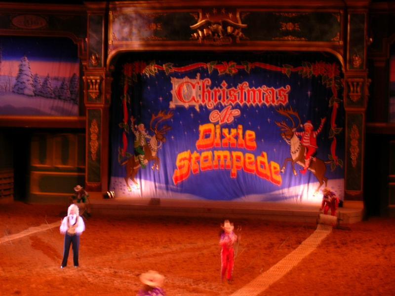 Theme Park Review Orlando S Dixie Stampede Closes
