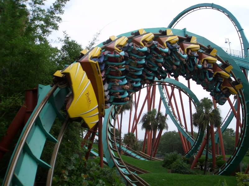 Kumbaat Busch Gardens - WOW!
