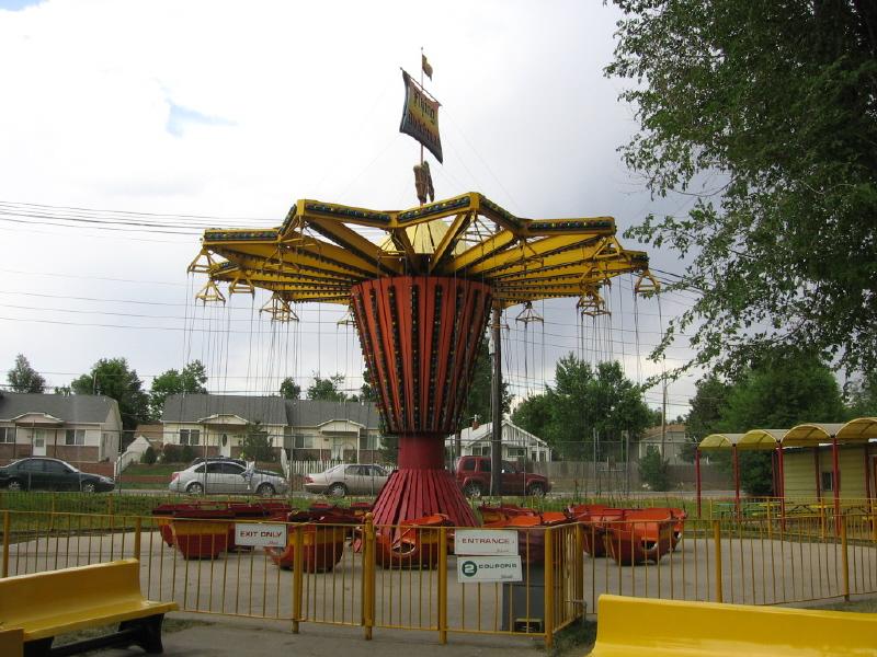 How To Flip Cars >> Lakeside Amusement Park - Photos, Videos, Reviews, Information