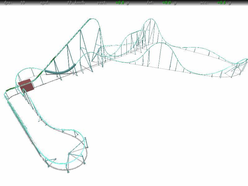 Theme Park Review • Leviathan-inspired B&M Giga Coaster [NL]