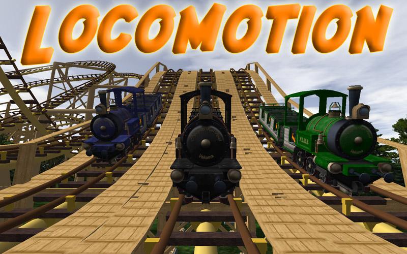 Locomotion cgi movie