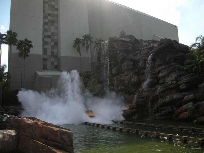 Universal Orlando Jurassic Park