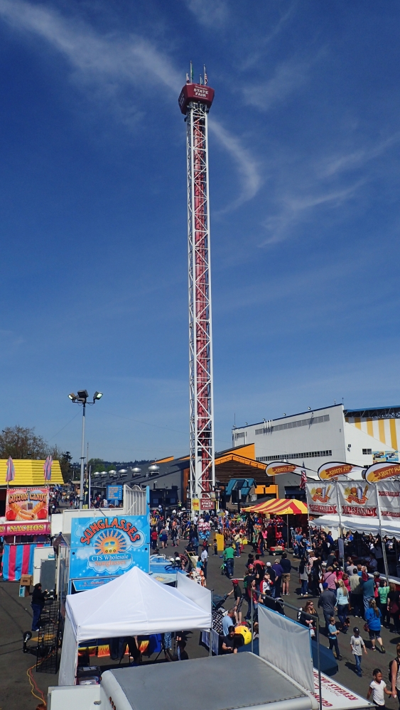 Theme Park Review I Went To The Puyallup Spring Fair