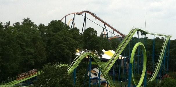 theme park review kings dominion trip report 7 13 11