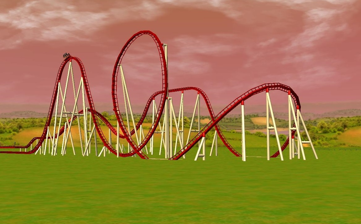 how to build roller coaster tycoon 3