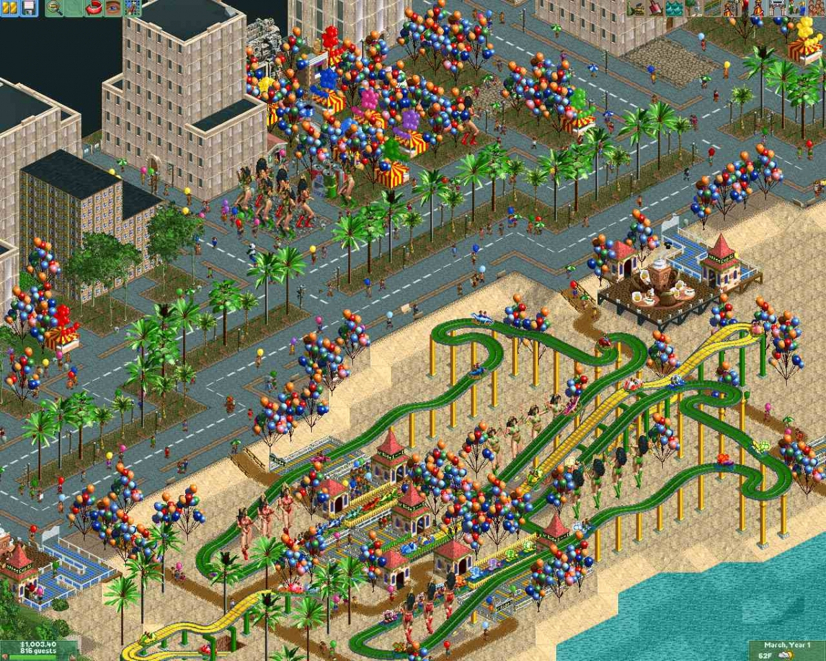 Roller coaster tycoon 2 expansions torrent : erasco