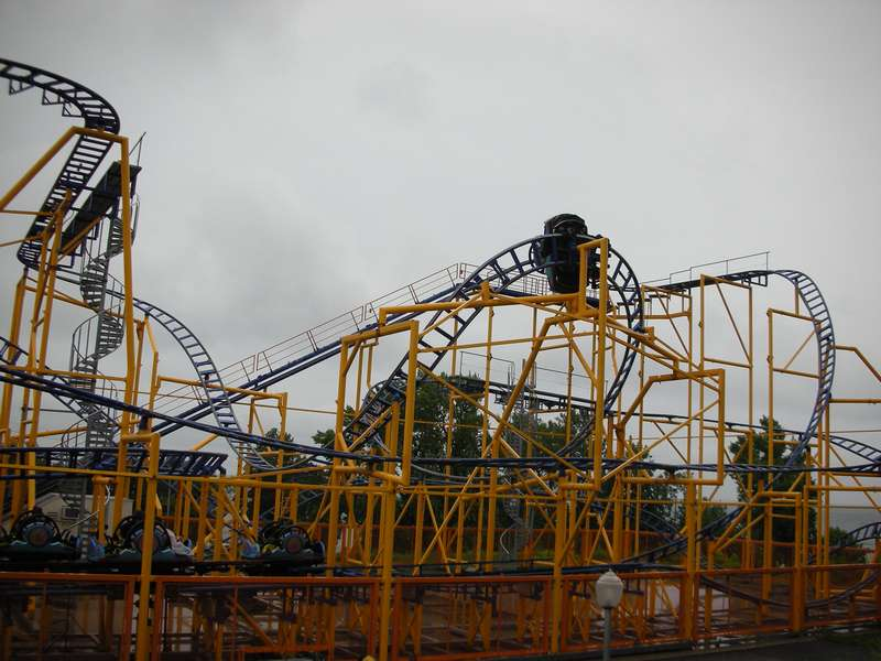 Seabreeze Amusement Park - Whirlwind