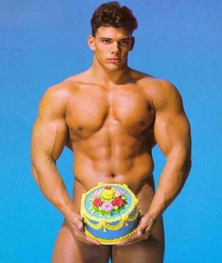 sexy man cake
