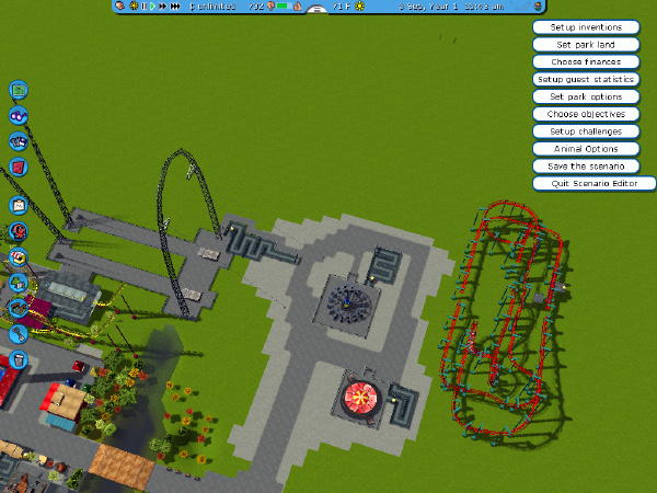 Theme Park Review • Six Flags Elitch Gardens [RCT3+Soaked+Wild] - Page 3