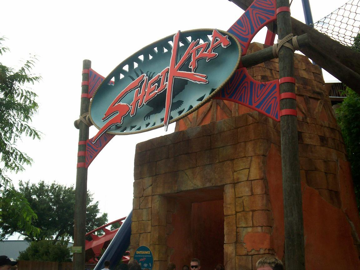 Theme Park Review • Tampa and BGA Photo TR