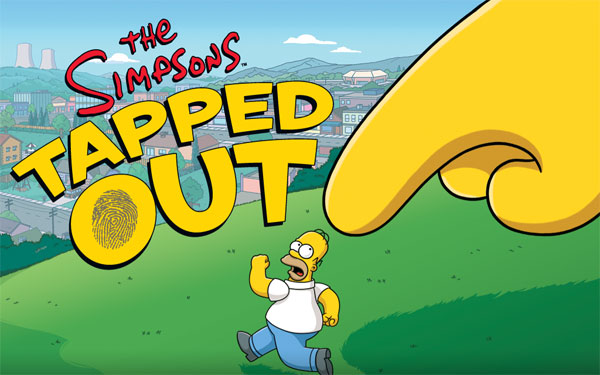 ����� �������� : The Simpsons�: Tapped Out v4.16.9 ����� �����