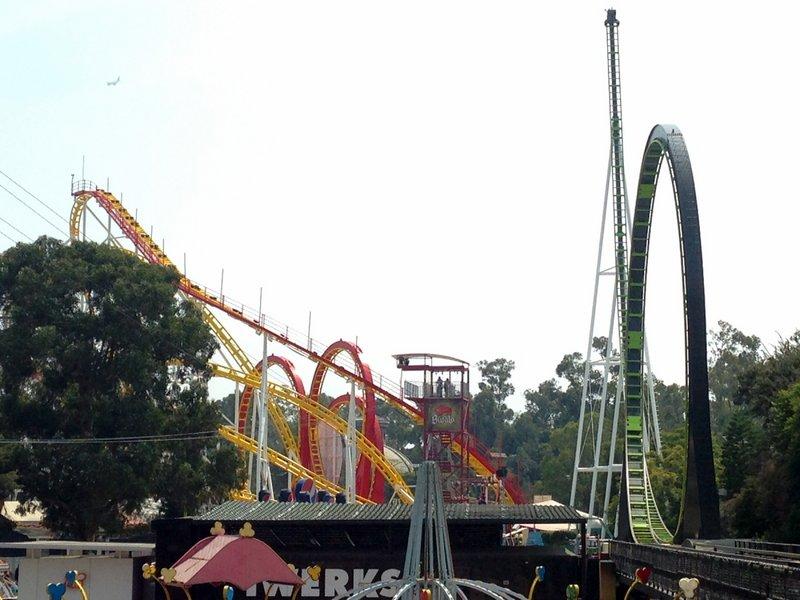 La Feria Chapultepec Magico