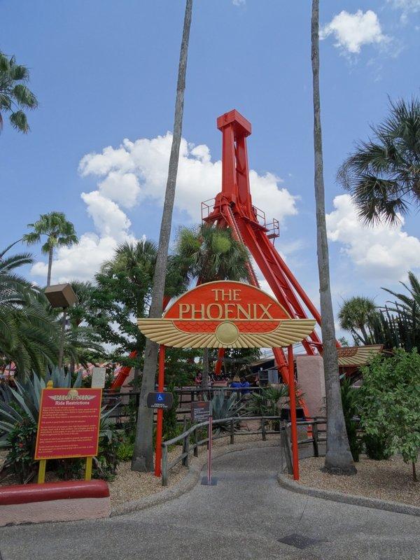 Busch Gardens Tampa Phoenix