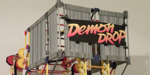 Demon Drop made with K'Nex!