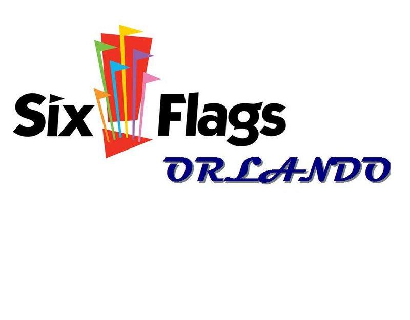 six flags orlando