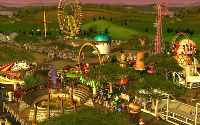 RollerCoaster Tycoon: Wild! - IGN