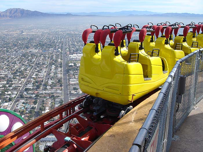 Stratosphere Tower High Roller