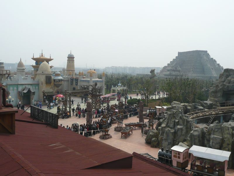 Wuhu China  City new picture : Photo TR: FANTAWILD, Wuhu, China Theme Park Review