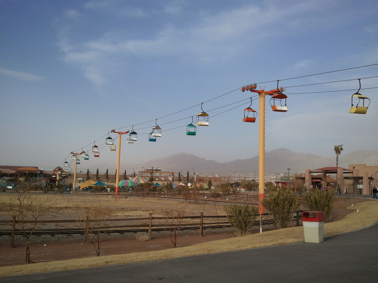 Photo Tr Western Playland Theme Park Review