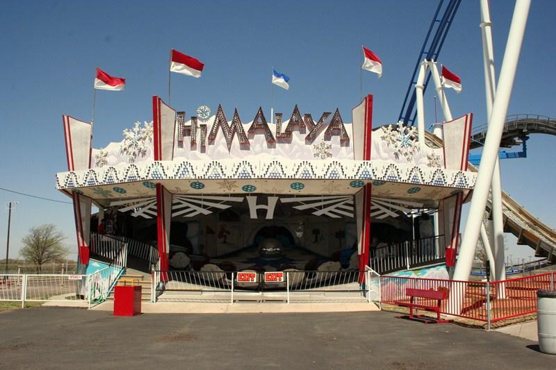 Wonderland Amusement Park Himalaya