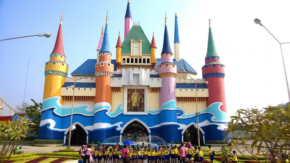 Photo TR : Siam Park City, Bangkok, Thailand - Theme Park Review