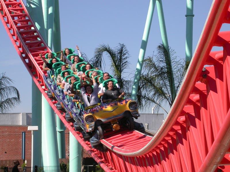 roller coaster info
