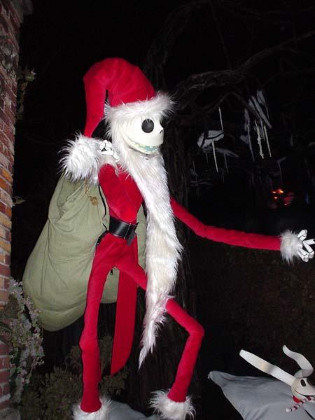 Haunted Mansion Holiday Nightmare Ride Photos, Tokyo