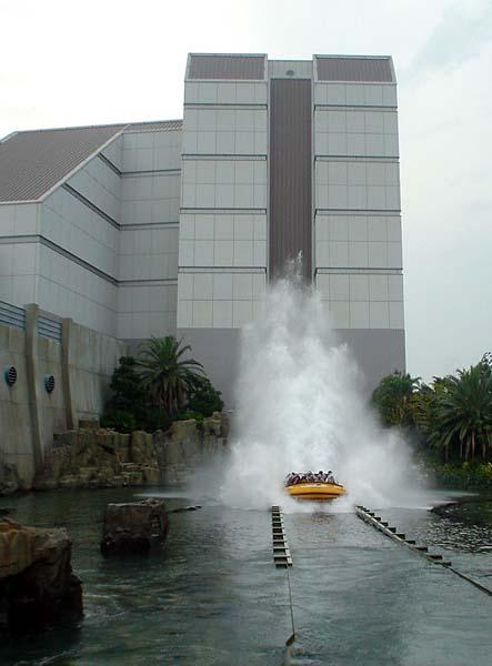 Universal Studios Japan Jurassic Park River Adventure