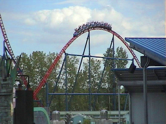 six flags new england superman. Six Flags New England,