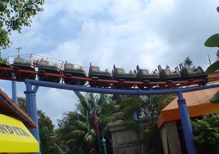 jaguar roller coaster - photo #4