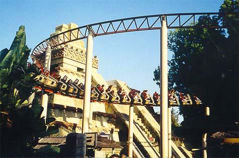 jaguar roller coaster - photo #2