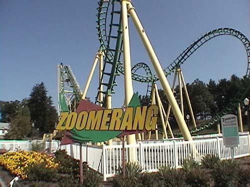zoomerang roller coaster photos lake compounce
