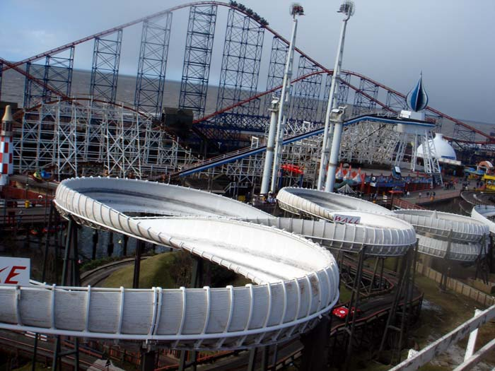 blackpool pleasure beach infusion