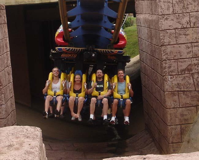 Busch Gardens Tampa 2005 Photos