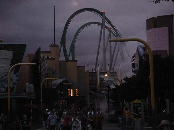 Halloween Horror Nights 2005
