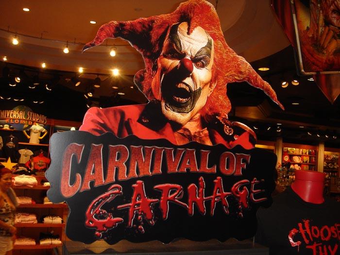 halloween horror nights 2007 - Halloween Horror Night Theme