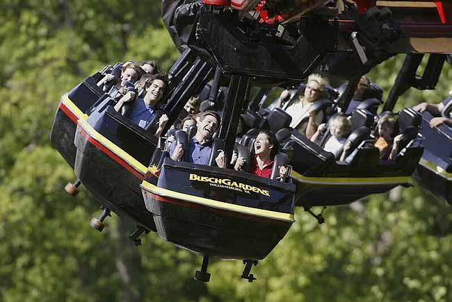 Image Result For Big Bad Wolf Roller Coaster Busch Gardens