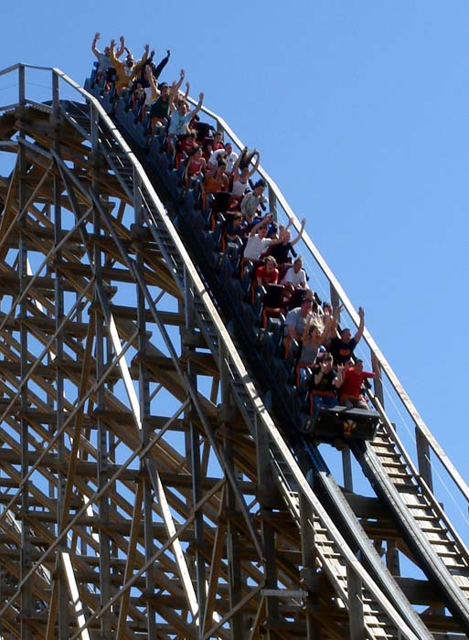 six flags great adventure nj rides. The airtime on this ride is