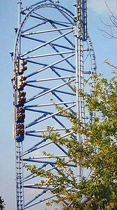 Roller Coaster Photo Gallery
