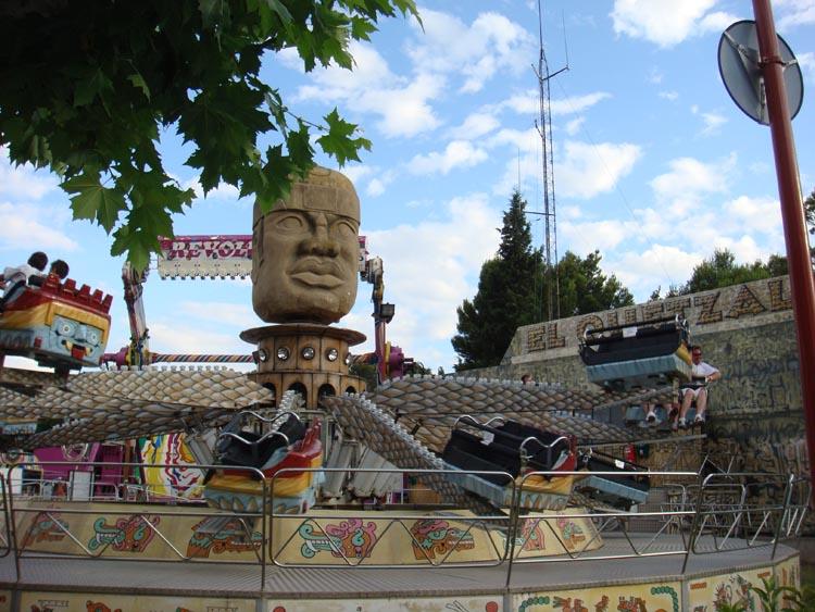 Parque de atracciones de zaragoza el quetzal - Parque atracciones zaragoza ...