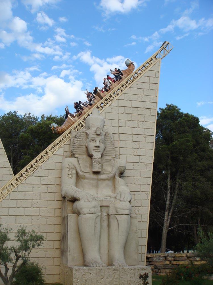 Parque de atracciones de zaragoza ramses - Parque atracciones zaragoza ...