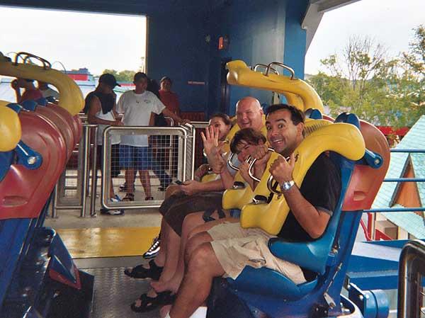 Six Flags Fiesta Texas 2004