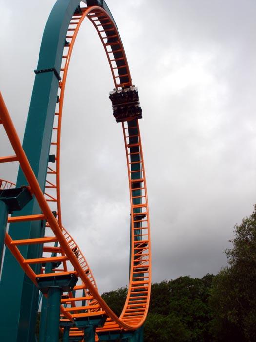 Oakwood Theme Park - Speed: No Limits