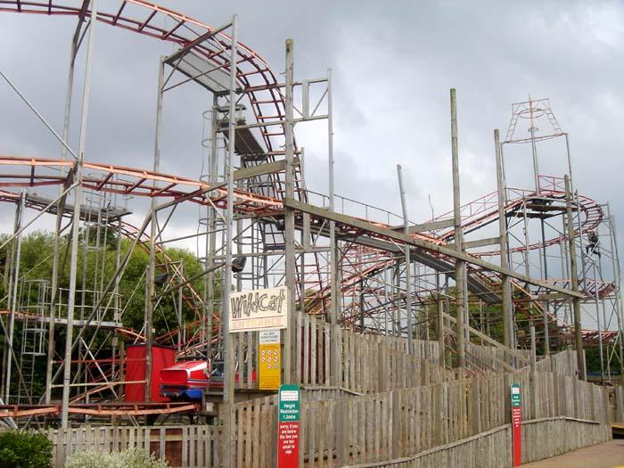 Southport Pleasureland Theme Park Review S 2006 Uk Trip