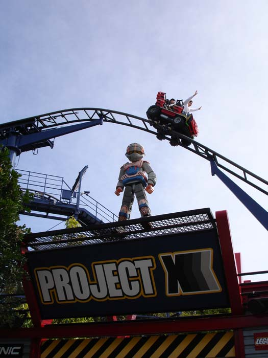 Lego Technic Test Track Roller Coaster Photos Legoland California Official Website Www