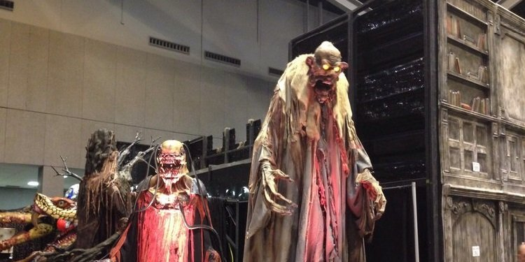 Transworld Halloween & Attractions Show!
